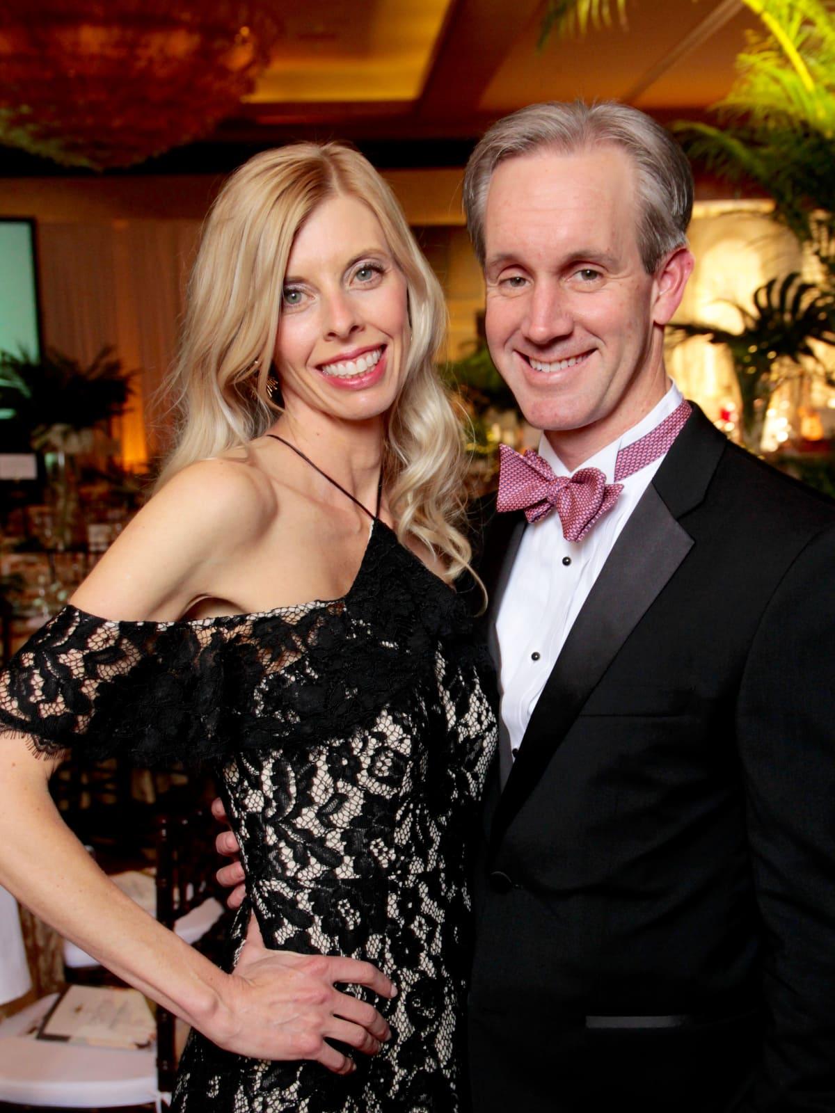 Houston, West University Park Lovers' Ball, February 2018, Jennifer Blum, Daniel Blum