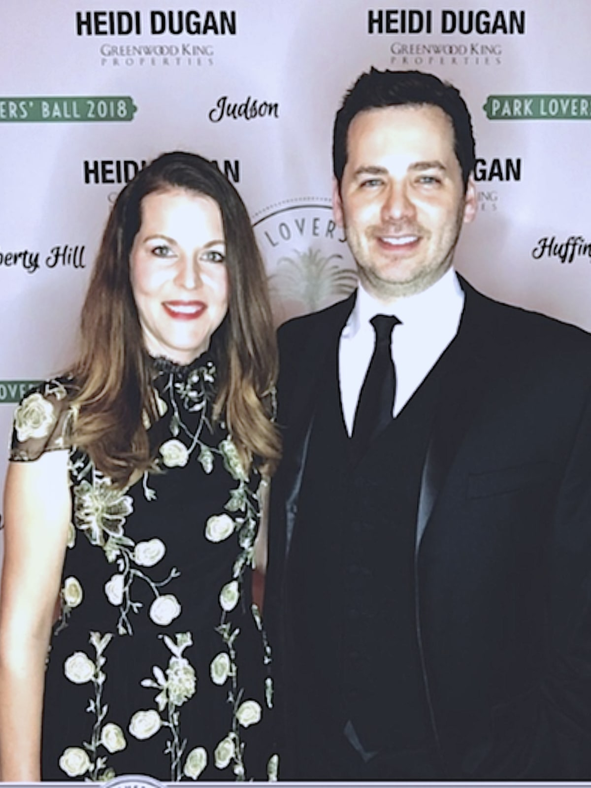 Houston, West University Park Lovers' Ball, February 2018, Caroline and Justin Simons