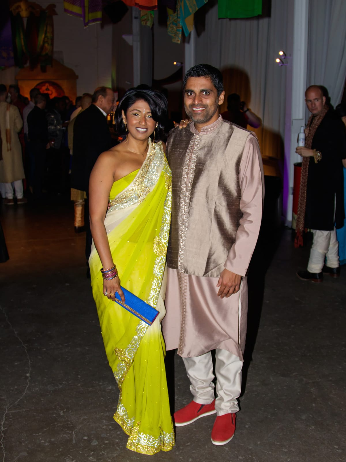 Dr. Chrisette Dharma, Sanjay Pamurthy