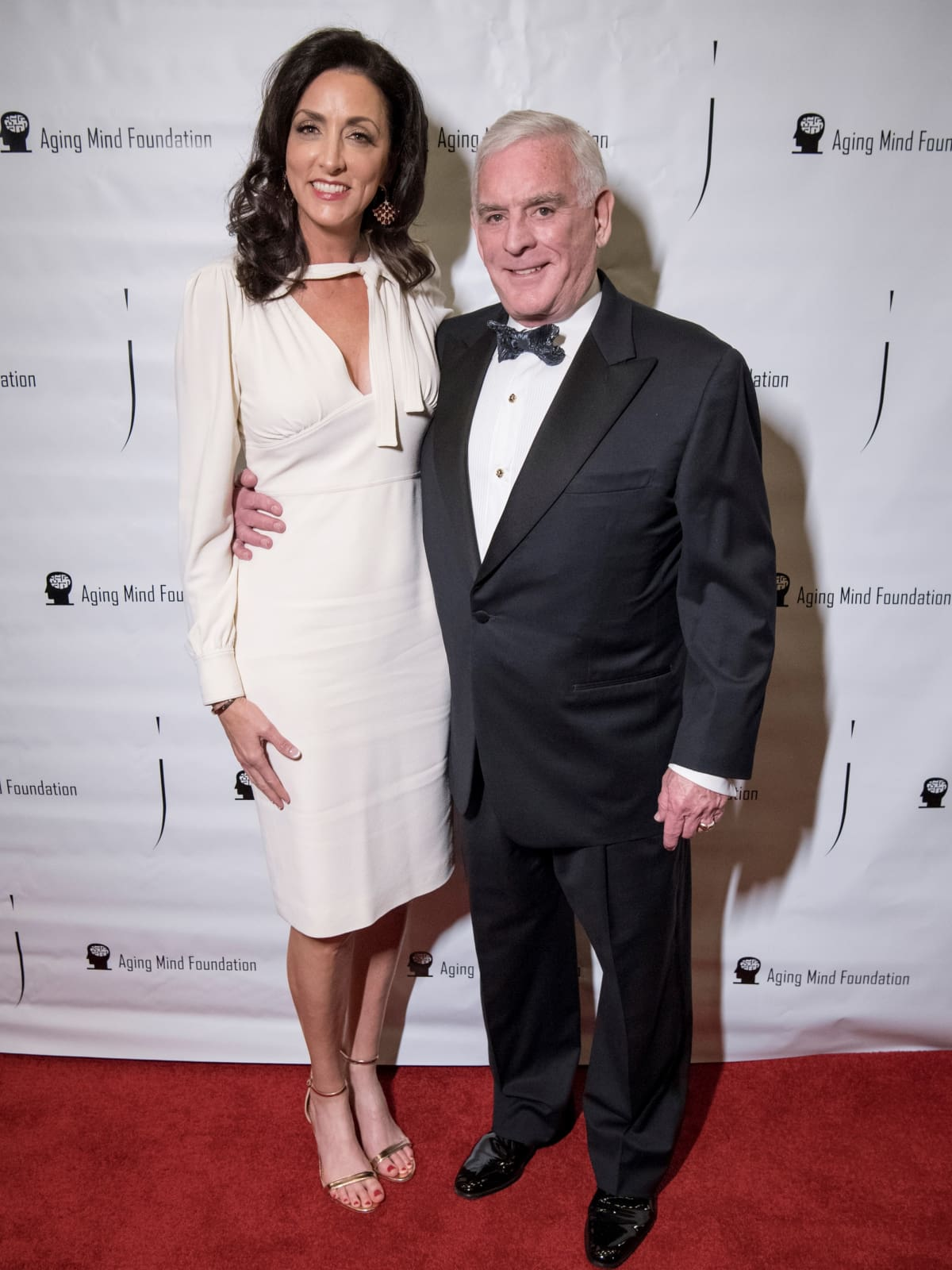 Aging Mind Foundation Gala 2018, Stacy Nutkis, Ben Fischer