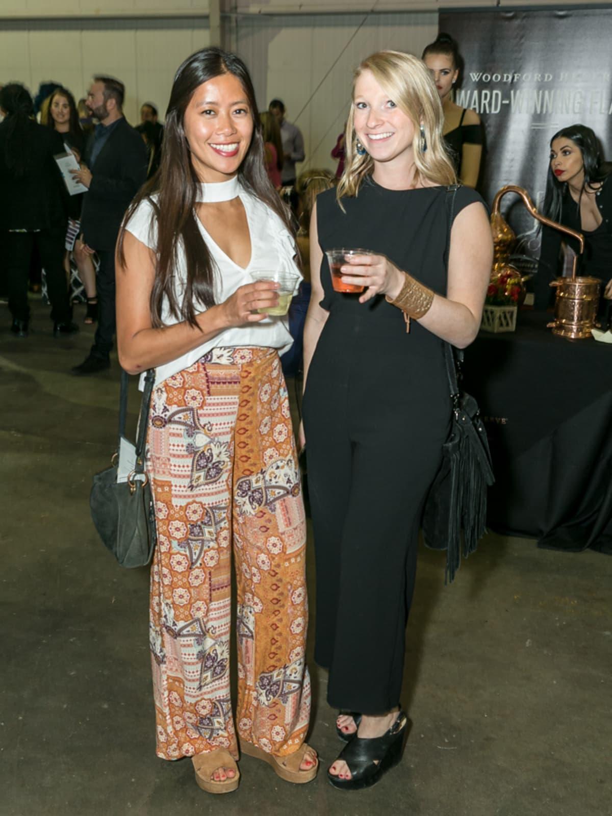 Tastemaker Awards 2018 Taylor Otte, Amanda Cotler