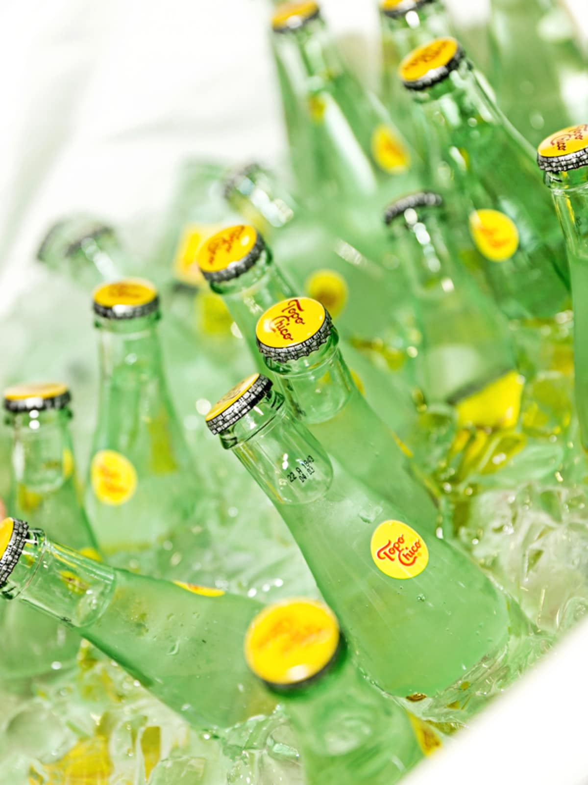 Tastemaker Awards 2018 Topo Chico bottles hydration station