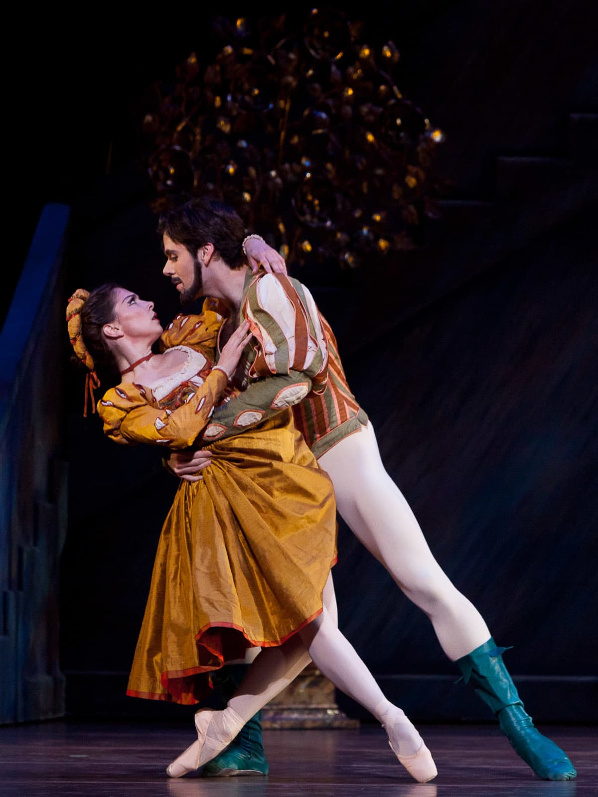 News_Houston Ballet_The Taming of the Shrew_Connor Walsh_Melody Mennite