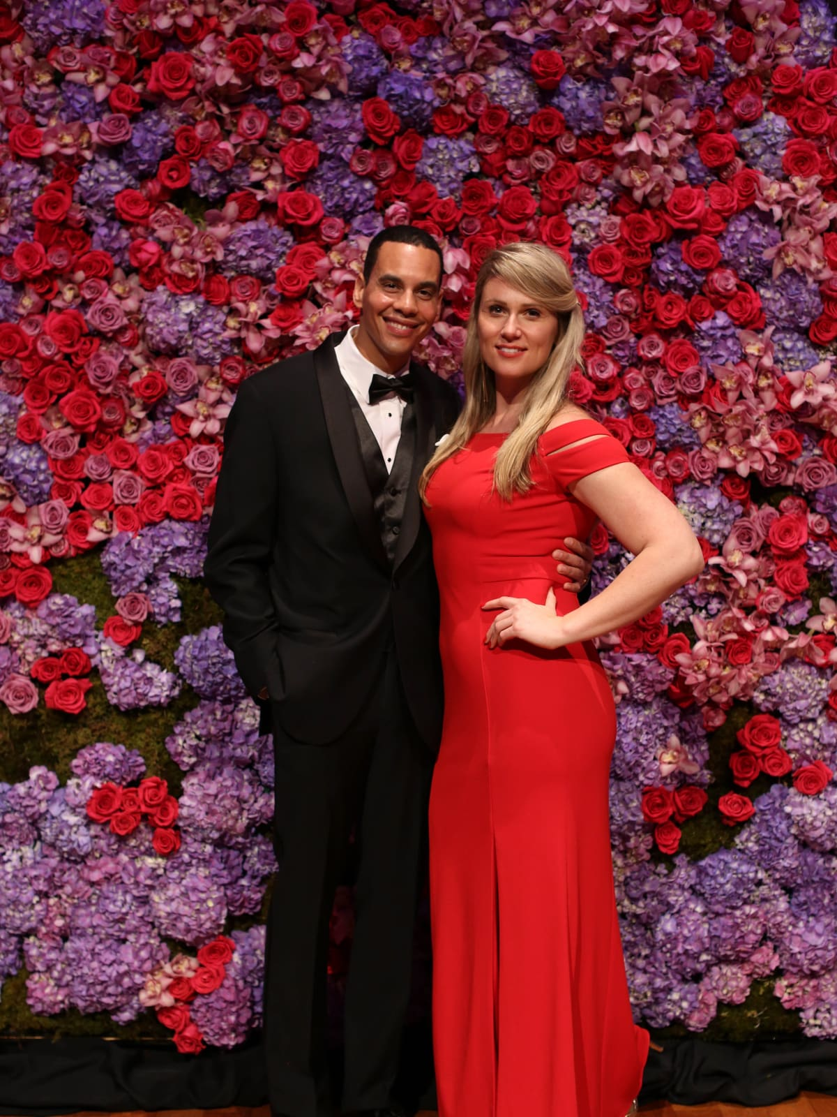 Fort Worth Opera Gala 2018, Mark Chin and Emily Page