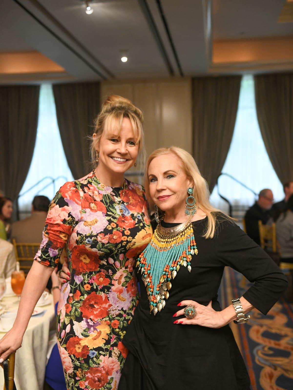Laci Baird and Carolyn Farb/JudyMission