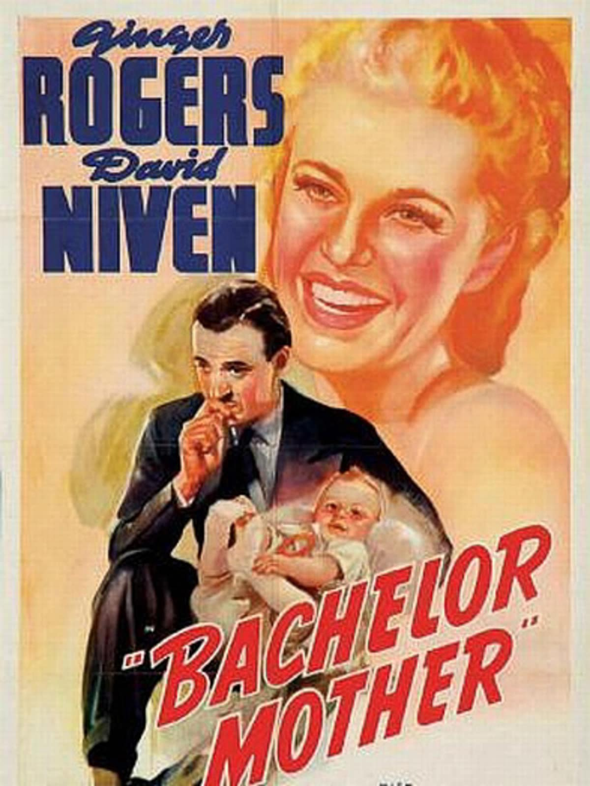 News_Sarah Gish_River Oaks Theatre_Dec. 2009_Bachelor Mother_movie poster