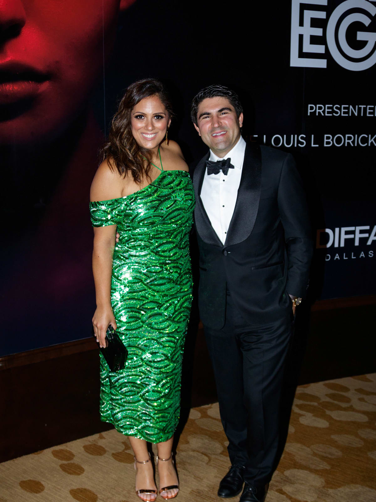 Karla Noone, Andrew Noone at House of DIFFA 2018