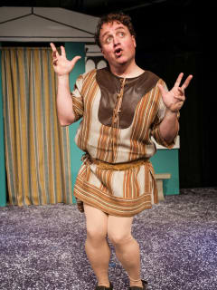 City Theatre Company presents A Funny Thing Happened on the Way to the Forum