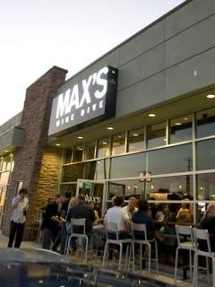 Places-Food-Max's Wine Dive exterior