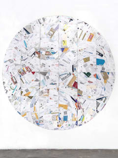 Holly Johnson Gallery presents James Drake: Flocking Shoaling Swarming