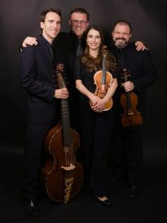 Houston Baroque presents Music of Reincken