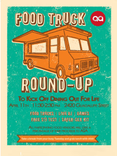 AIDS Services of Austin presents Food Truck Round-Up 2017