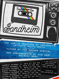 McCallum High School presents Sondheim on Sondheim