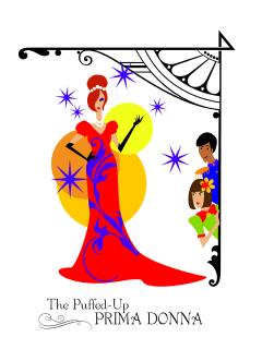 Houston Grand Opera presents The Puffed-Up Prima Donna