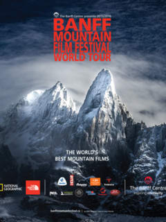 National Geographic and The North Face presents The BANFF Mountain Film Festival World Tour