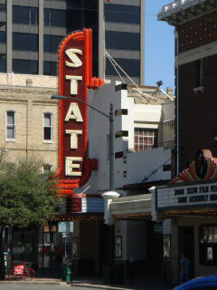Austin Photo: Places_Arts_State_Theatre_Exterior