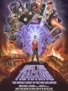 Adjust Your Tracking documentary poster