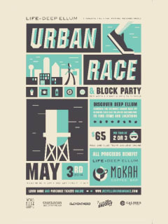 Urban Race & Block Party