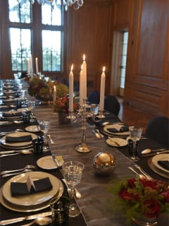 "Houston Design Center's Seventh Annual ""Deck the Tables"""