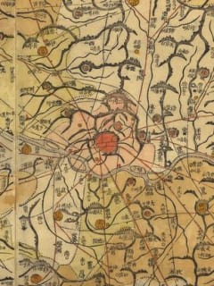 Identity and Visual Arts: Antiquarian Korean Maps