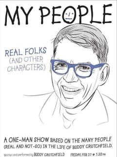 Buddy Crutchfield presents My People