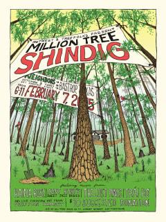 Million Tree ShinDIG_ReTREEt_TreeFolks_Bastrop_2015