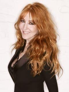 Designer appearance: Makeup artist Charlotte Tilbury