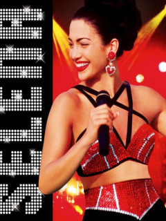 Selena 20th anniversary screening with Bidi Bidi Banda live performance