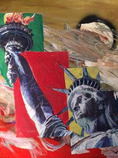 "John Palmer Art Gallery hosts ""American Escapism"""