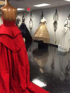 Fashion Fusion designs by Houston Community College fashion students