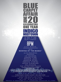 Indigo at Midtown Presents Blue Carpet Affair