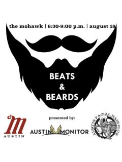 Austin Monitor presents Beats and Beards