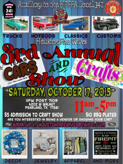 2015 Cars & Crafts Show