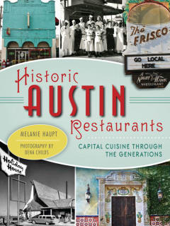 Bullock Texas State History Museum presents  High Noon Talk: Historic Austin Restaurants
