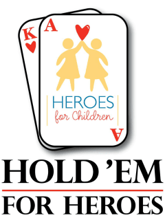 Heroes for Children 6th Annual Texas Hold'em Poker Tournament in Austin