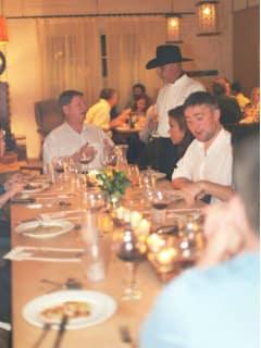 Zoya Tommy Gallery presents Farm to Fork Dinner