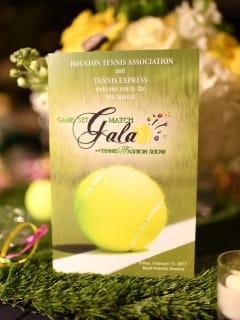 Game Set Match & Tennis Fashion Show