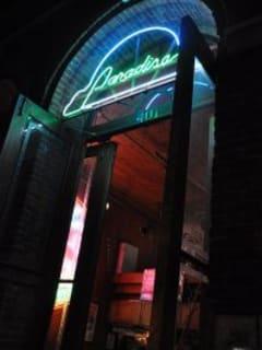 Austin Photo: Places_Bar_paradise_cafe_exterior