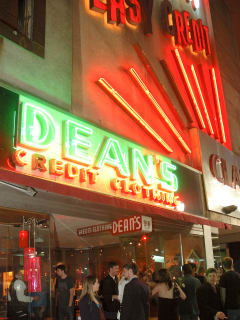 Places-Drinks-Dean's Credit Clothing-Downtown