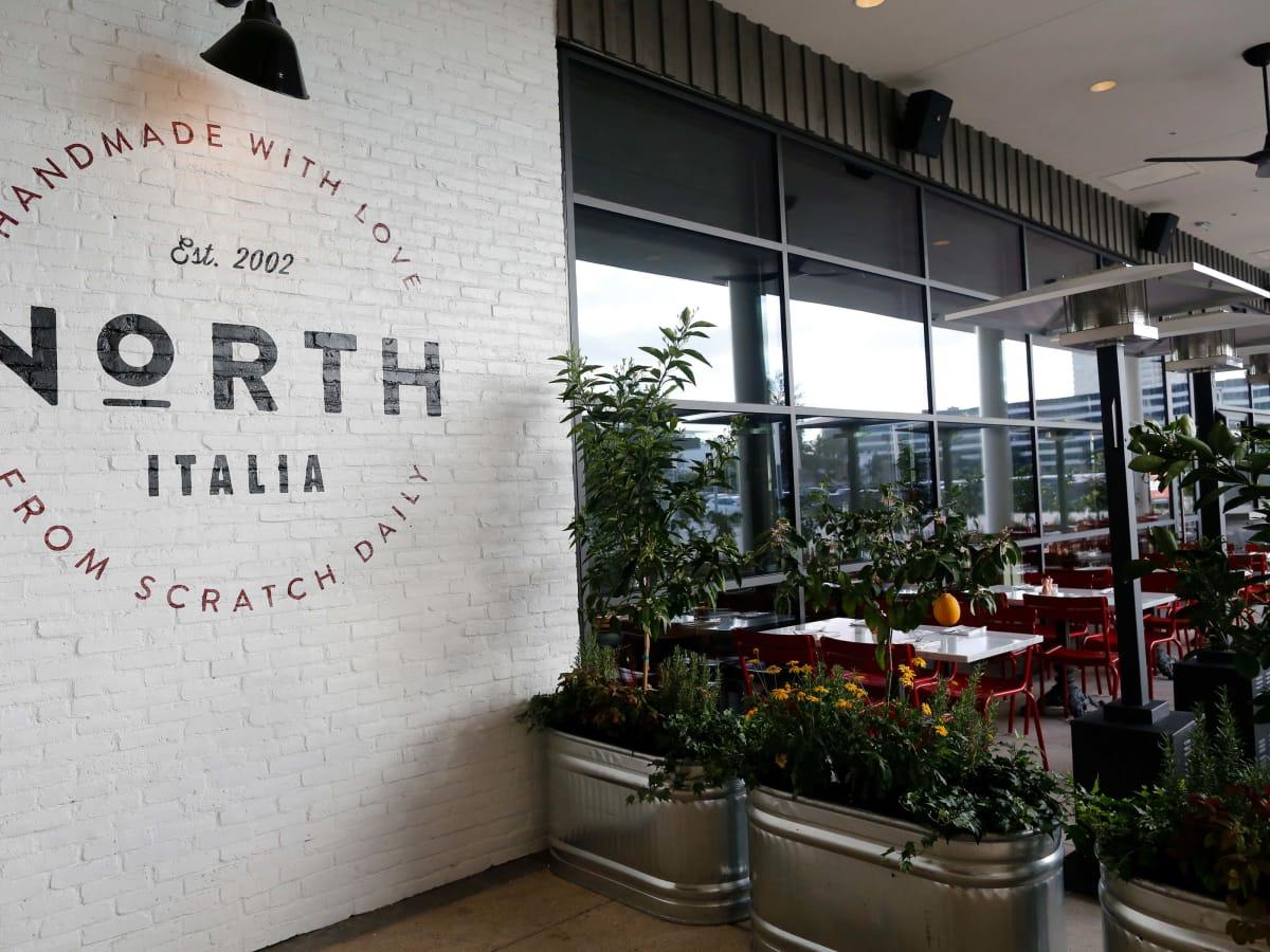 North Italia patio