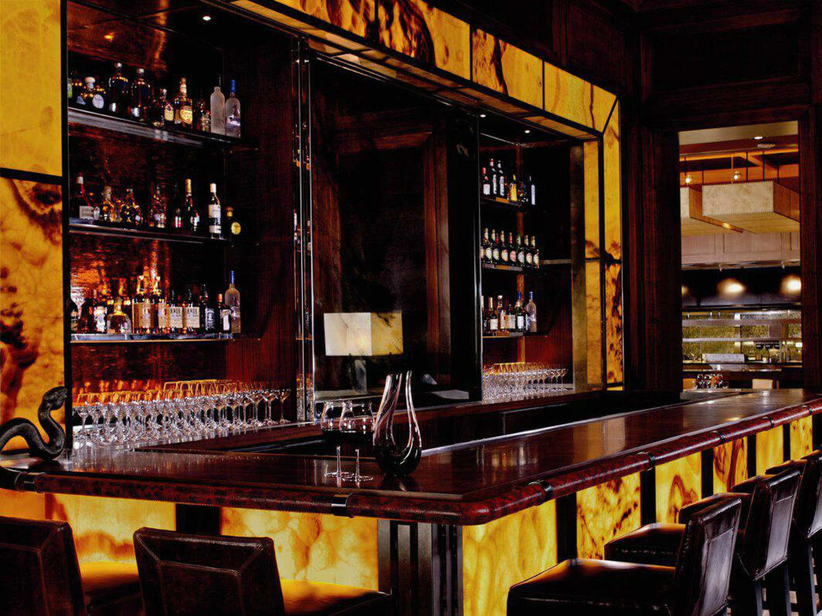 Rattlesnake Bar at the Ritz-Carlton, Dallas