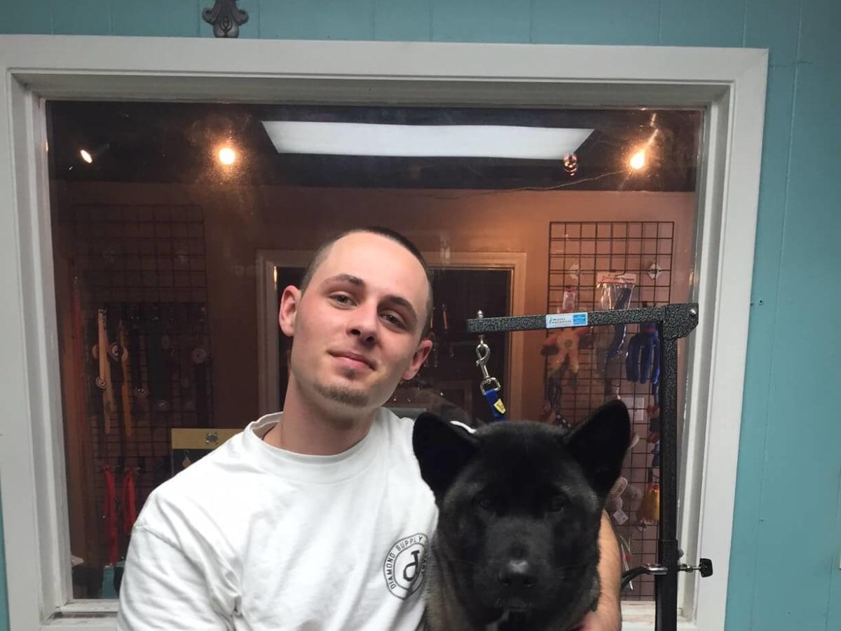 Drake's Dog Diamond, July 2016, Kyle Rainwaiter
