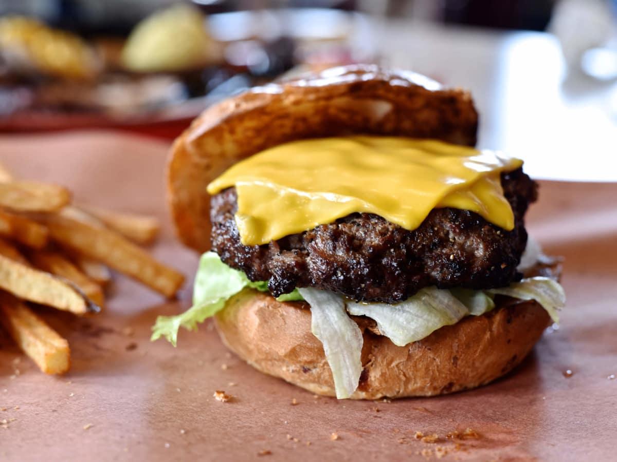 Killen's burger