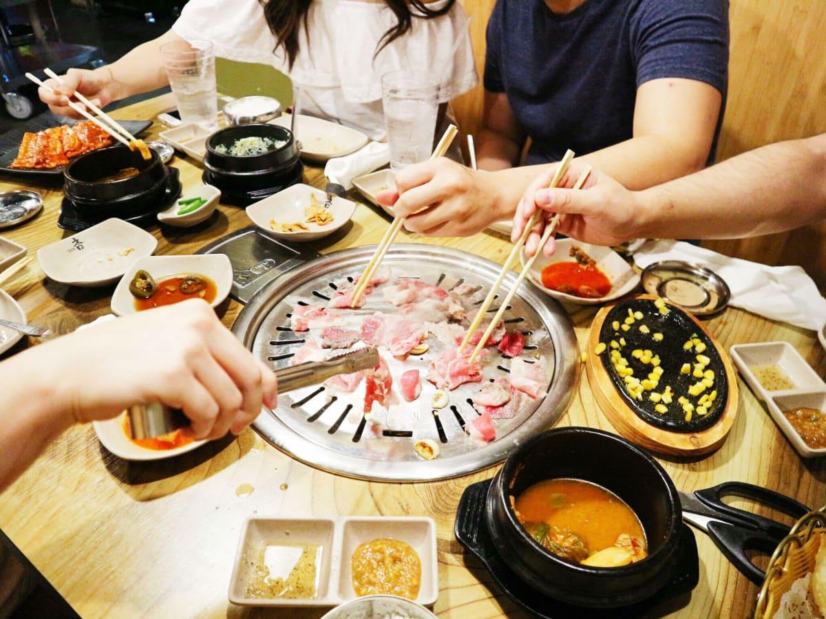 Charm Korean BBQ
