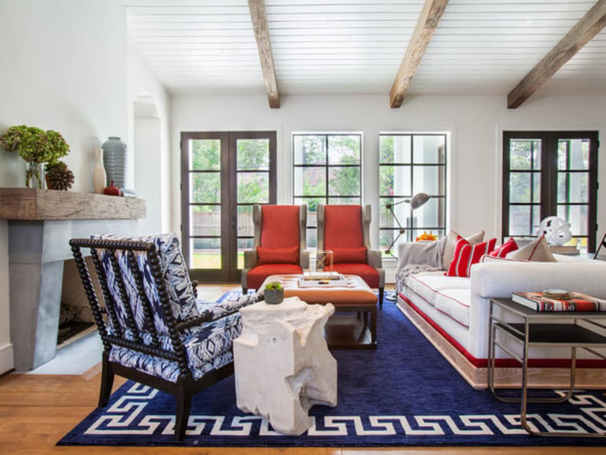 Eclectic Houston home captures Southern Americana style - CultureMap