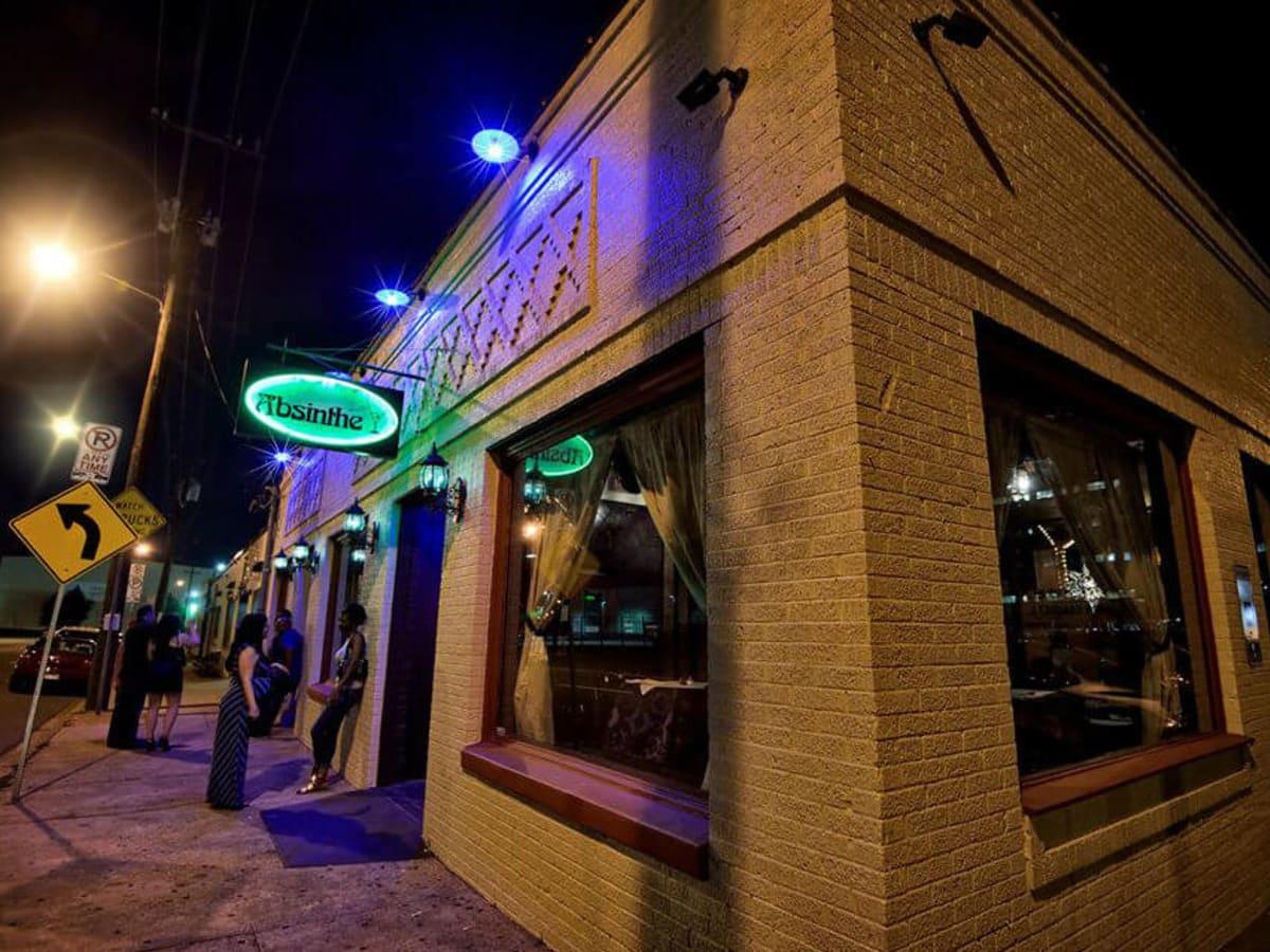 Absinthe Lounge in Dallas