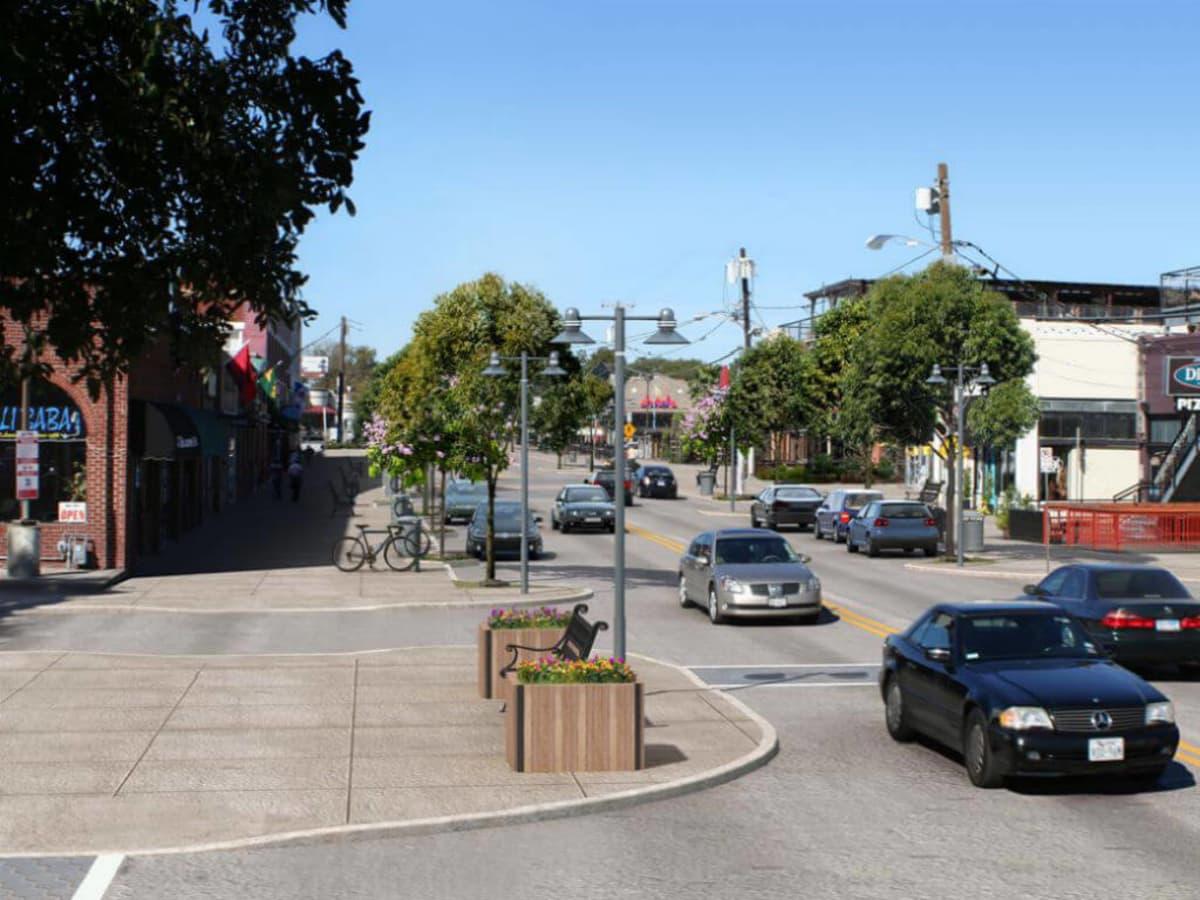 Greenville Avenue in Dallas
