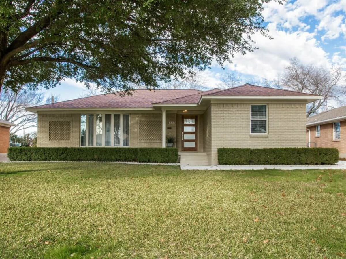 Dallas home, 8335 Banquo Dr., home for sale