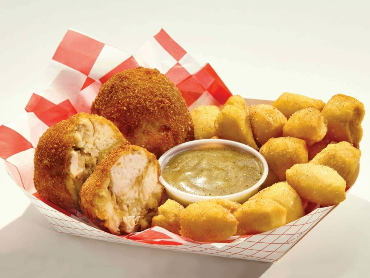 State Fair of Texas chicken & dumplings
