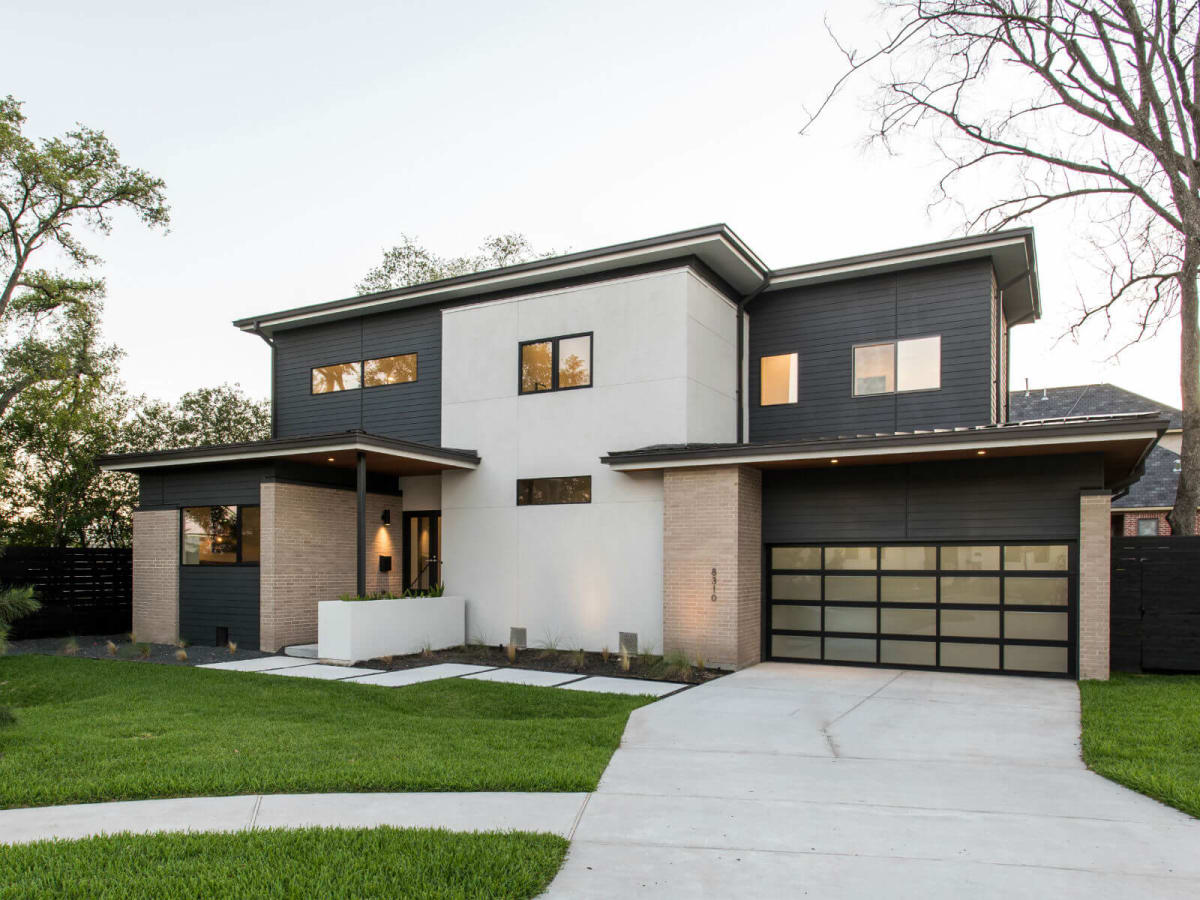 6th annual houston modern architecture design society home tour - Modern Townhouse Architecture